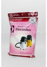 Bolsas para aspiradoras Electrolux GT3000