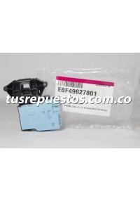 Switch puerta para Lavadora LG  Ref EBF49827801