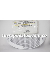 Portafiltro  para Secadora Whirlpool Ref W11086603