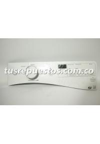 Panel principal para lavadora Whirlpool carga frontal WPW10750475