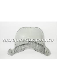 Porta - filtro secadora - LG  Ref MCK49049101