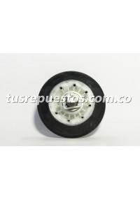 Rodachina para Secadora LG  Ref 4581EL2002C